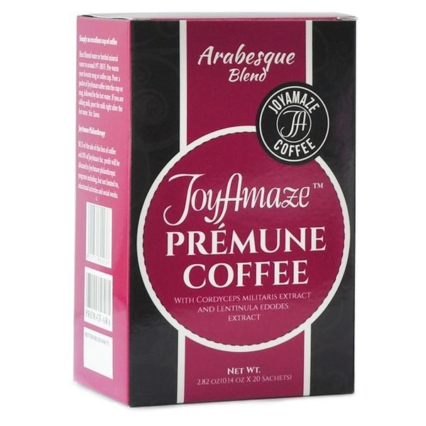 JoyAmaze Prémune Coffee Arabesque Blend - Box