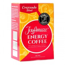 JoyAmaze Energy Coffee Crescendo Blend - box