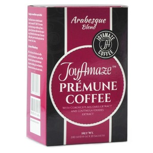 JoyAmaze Prémune Coffee Arabesque Blend - Box