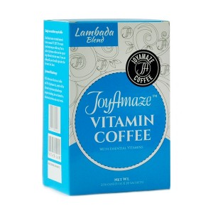 JoyAmaze Vitamin Coffee Lambada Blend - Box